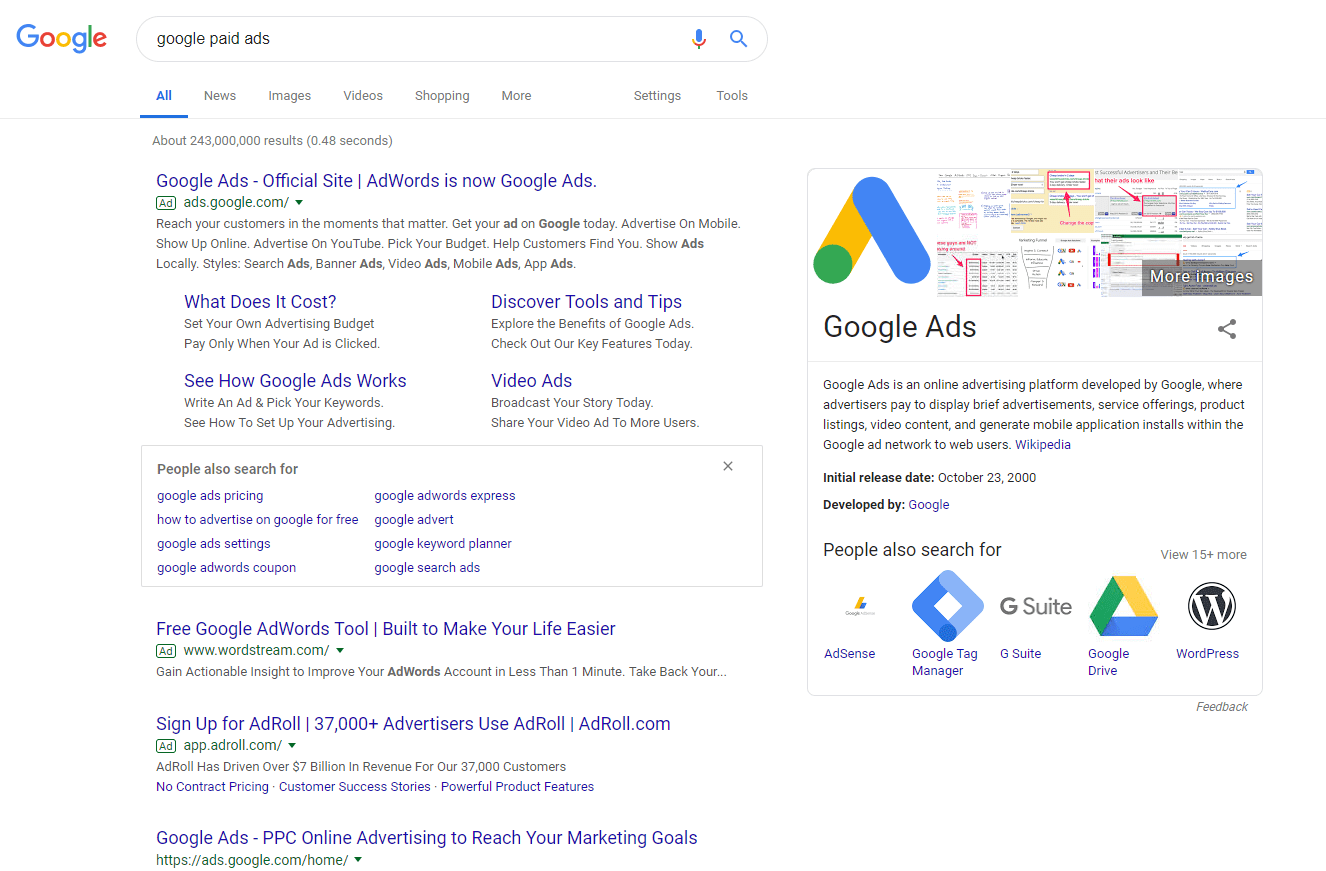 Google Paid Ads Basics for Small Business by a Certified Google Ads Manager in Michigan - Purple-Gen.com