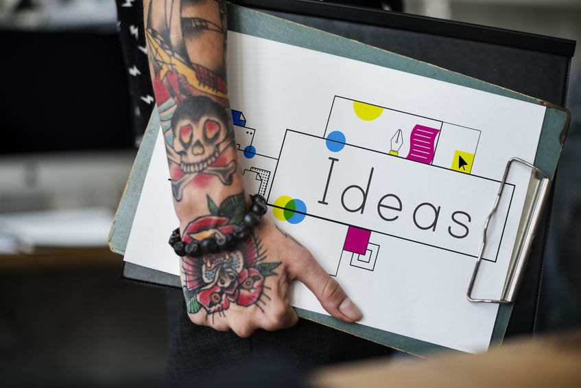 How to create a great small business logo - Purple-Gen.com
