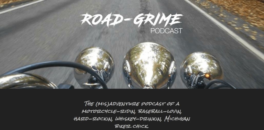 Road Grime Podcast - Small Business Website by Purple Gen